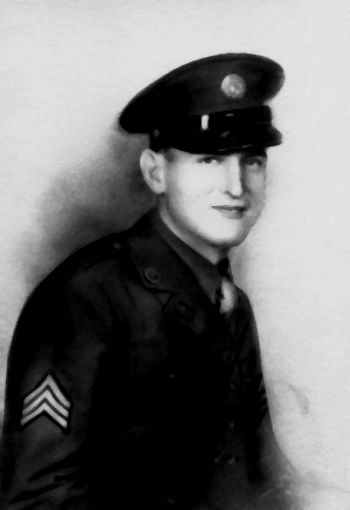 Private Albert D. McAlister