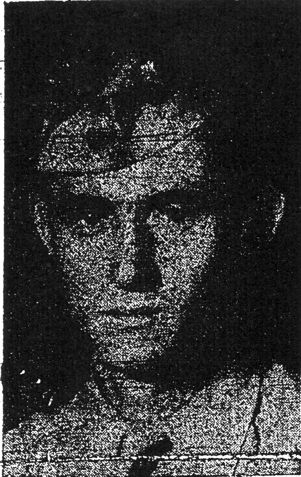 adams delmar newspaper clipping photo