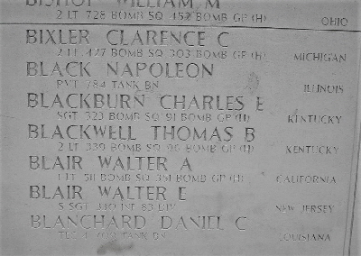 blackwell tablet missing