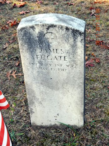 james fugate headstone