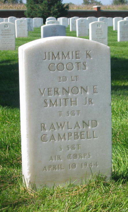 jimmie coots headstone