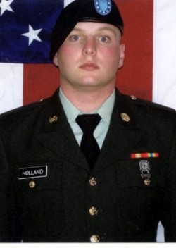 pfc alva holland
